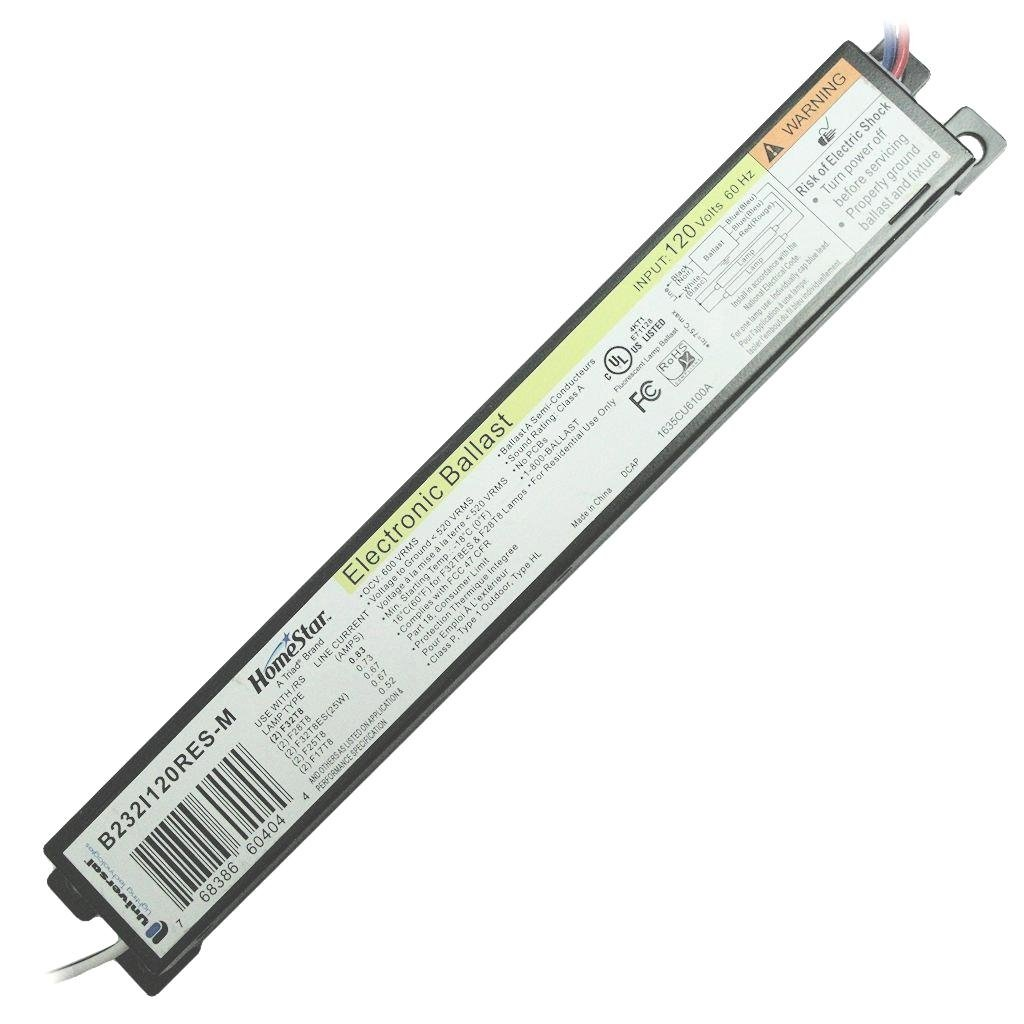 Cheap Electronic Ballast Fluorescent Find Workhorse Wh2 Wiring Diagram Get Quotations Homestar B232i120res M T8