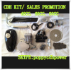Engine kit/ 70cc 2 stroke engine/ 2-stroke motorcycle Engine