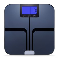 Glass design Digital Balance Body Weighing 180kg Bluetooth electronical personal weight Scale