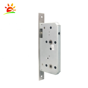 High quality stainless steel 304 mortise lock body for bathroom door lock