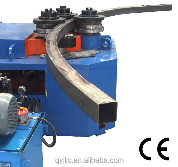 W24S-45 manual square tube bender