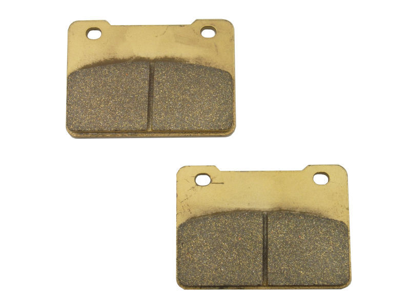 Motorcycle Organic Brake Pads For Fits KYMCO 400 Xciting i 2012 Front High Quality Free shipping ZPMOTO