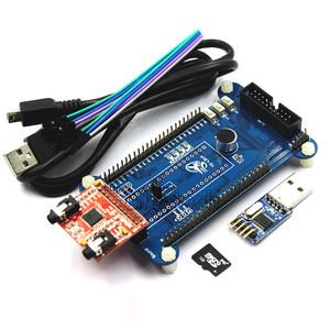 LD3320A Speech recognition development board STM32 minimum system voice  module board MP3 Broadcast
