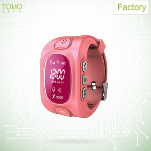 Hd Quality watch kids/edler GPS tracker LBS/GPRS/SMS watch tracking location gps watch with phone for kids children