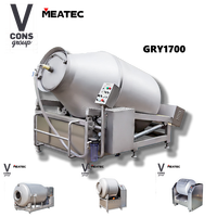 meat processing machine food processing machinery high quality tumbler for meat machine