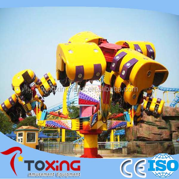 Energy Storm Amusement Rides Used Theme Park For Sale