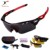 Hot Selling Outdoor Sports Sunglasses Polarized Fishing Driving Surfing Bicycle Cycling Sunglasses with interchangeable lenses
