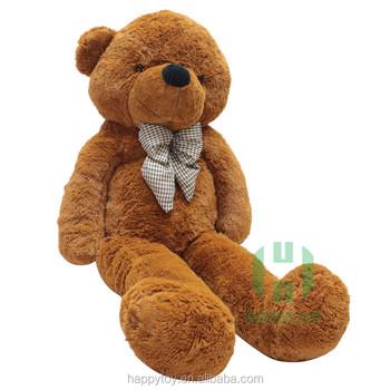 d7d255e5bb9 Hi 300cm Giant Teddy Bear China Factory Giant Plush Stuffed Toys ...