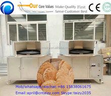 Hot selling lebanese pita bread machines/pita bread oven with 300-500pcs/h capacity
