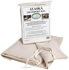 Alaska Game Alaska Moose/Elk/Bear Hide Transport Bag, 36X48-Inch by Alaska Game Bags