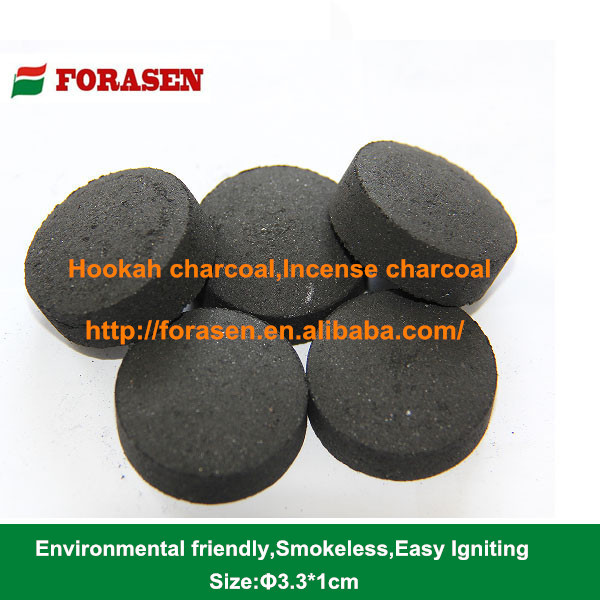 factory direct best quality fruit wood fast burning golden touch silver black hookah charcoal shisha coal