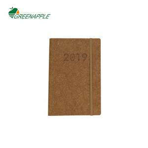 Promotion ofifce stationery 2019 hot sale product custom logo diary notebook