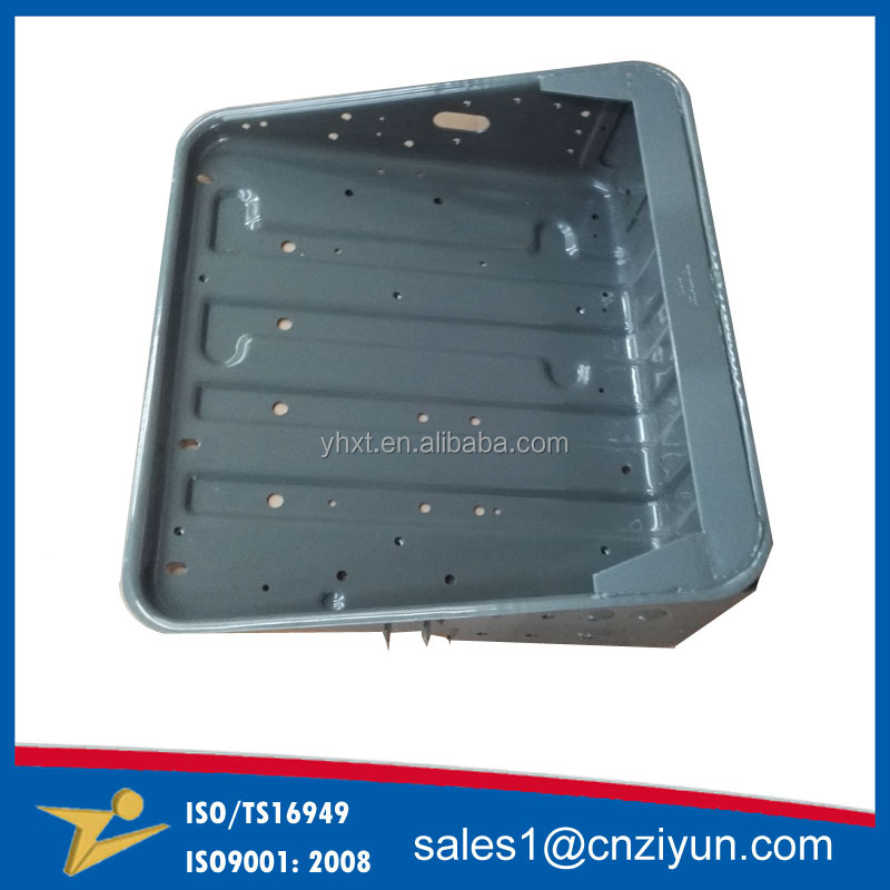 OEM heavy duty deep drawing with powder coating