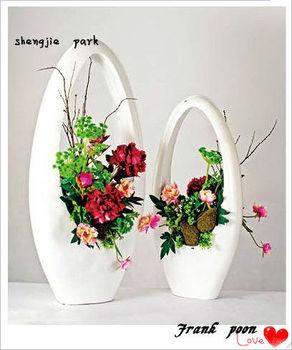 Avec Pot De Fleurs Artificielles A Bangkok Buy Fleur Artificielle