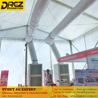 Drez 10 ton Air Conditioner Plug and Play Portable AC Unit for Outdoor Tents with CE SASO Certificate