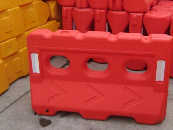 road traffic high quality 1400*800*360*180mm traffic barrier water filled safety barrier