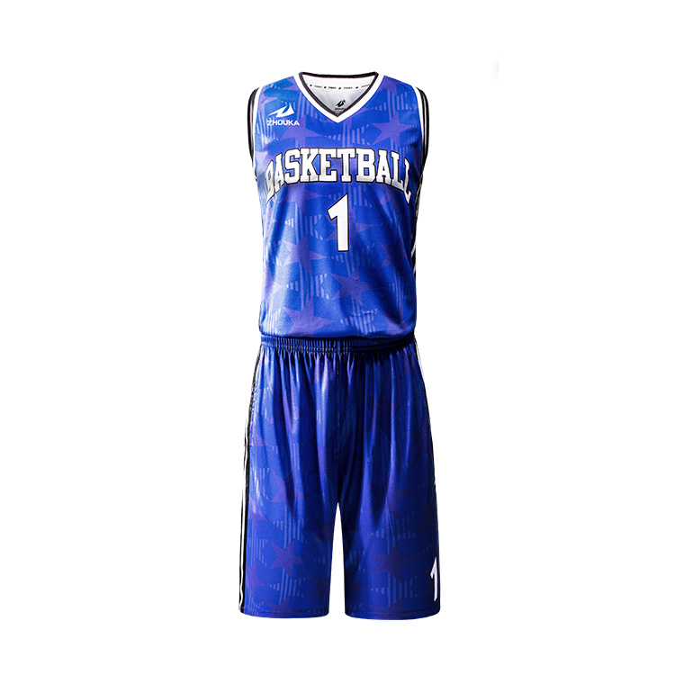 Großhandel Einzigartige High End Moderne Sportswear Jogging Basketball Jersey Set