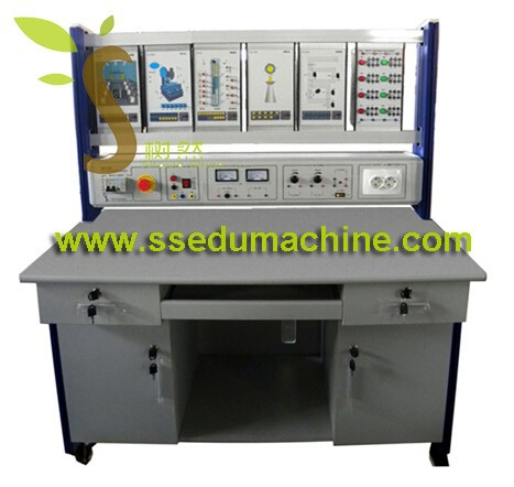 Microcontroller Programming Control Trainer Educational Equipment Educational Training Equipment Engineering Equipment