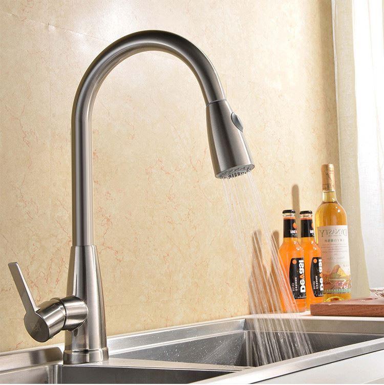 Commercial Style Kitchen Faucet, Commercial Style Kitchen Faucet ...