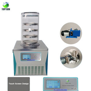 TOPT-10A Home Use LCD Display mini 1.2L Vacuum Food Freeze Dryer for sale