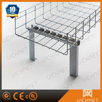 UL CE certificates high quality low prices wire basket cable tray