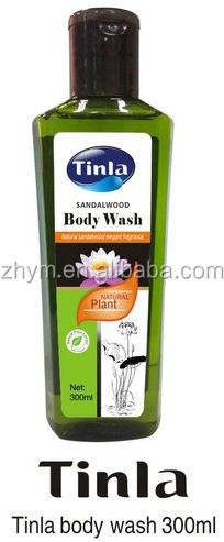 natural plant and flower body wash and bath shower gel factory