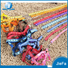 Manufacturer Wholesale Colorful Print Nylon Dog Leash Harness Dog Lead