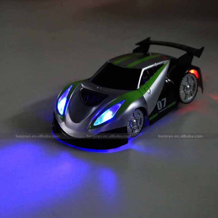 jjrc q2 toy car for kids children small toy cars cool led light remote control wall
