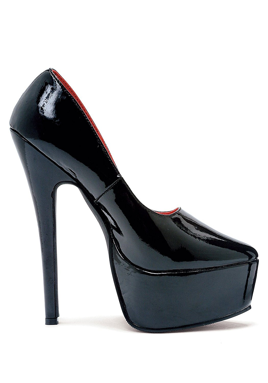 "Get Quotations · Ellie Shoes Women's 652-PRINCE 6 1/2"" Heel Platform Pump,  ..."