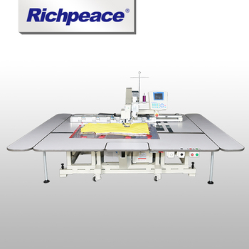 Down-proof technology Richpeace Single Head Automatic Sewing Machine (Thin Material)