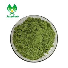 100% natural Organic barley grass juice powder/wheat seedling P.E 50:1