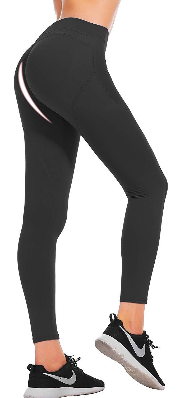 d05733729c5f Get Quotations · RUNNING GIRL Sexy Butt Lift Leggings Scrunch Butt Push up  Leggings Yoga Pants Women Shapewear Skinny