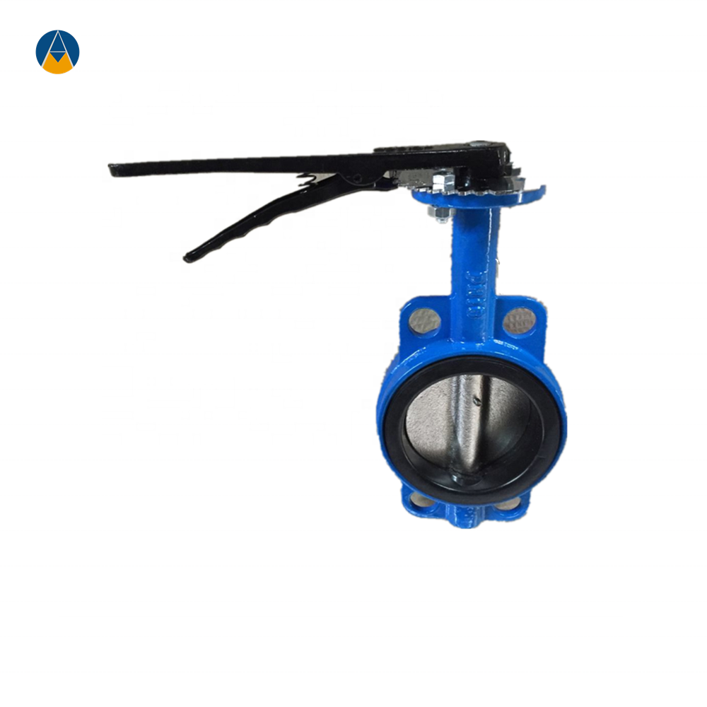 Stainless Steel 304 316 Wafer Butterfly Valve