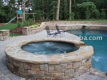 Piedra decorativa piscina borde buy borde de la piscina - Lucia la piedra piscina ...