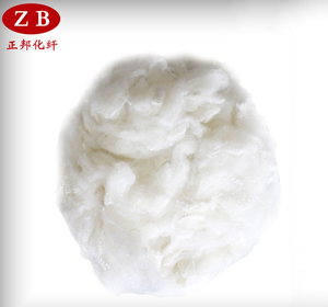 pillow filling material psf fiber recycled polyester staple fiber
