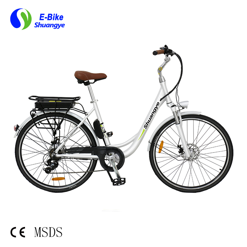 "2018 hot sale 28"" 36V green power electronic bike"