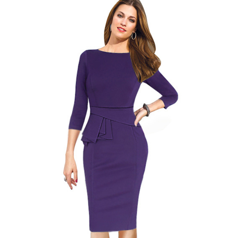 Find your perfect office dresses with oldsmobileclub.ga A great selection of products in trendy styles for any budget. black black wrap polyester dress office ruffle wash Clothing Dresses Bodycon dresses. $ Nasty Gal. All Work No Play Ruffle Dress Show info. Dressed to Kill Floral Dress.