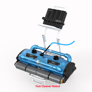For Big Pool More than 1000m2 Wall Climbing Function Remote Control Swimming Pool Cleaning Robot