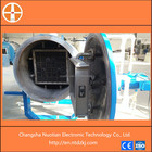 Good appearance induction heating type vacuum silicon carbide sintering furnace
