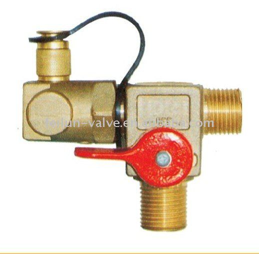 QF-T1H Natural Gas Filling Valve(11mm hole,used in India market)