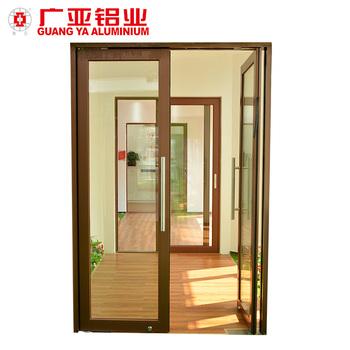Security interior aluminum swinging hinge cafe doors  sc 1 st  Alibaba & Security Interior Aluminum Swinging Hinge Cafe Doors - Buy Cafe ...