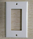 Shanghai Linsky electrical plastic wall plates cover 1-gang decorator switch/GFCI wall plate