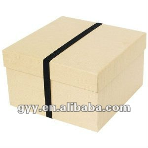 Paperchase Recycled Kraft Large Gift Box