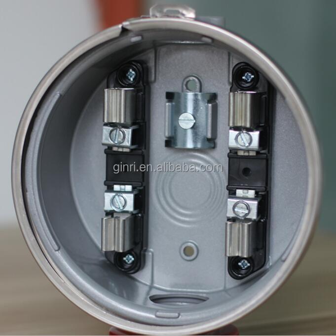 Zhejiang Meto Electrical: List Manufacturers Of Round Meter Base, Buy Round Meter