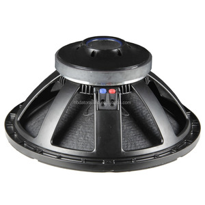 professional speaker subwoofer 18 inch high power and output