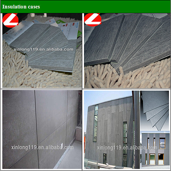 Fiber Cement Board Exterior : High density waterproof cellulose fiber cement board