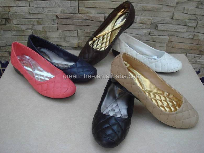 Navy Material Fashion Casual Shoe Ladies Footwear Brands In India