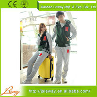 2014 Hot sale low price track suit sets