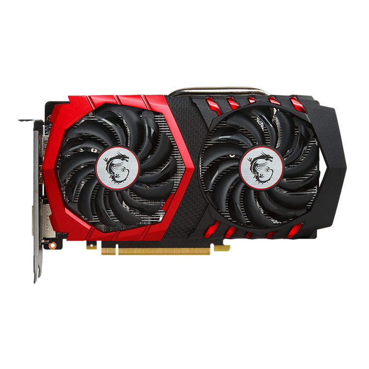 MSI GTX1050 Ti 4GB GDDR5 128-bit PCI <strong>Express</strong> x16 3.0 Graphics Card