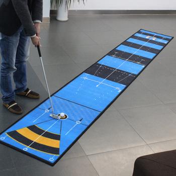 Indoor Driving Range Golf Practice Putter Door Mats